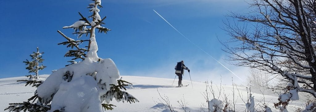 Ski Touring in Montenegro